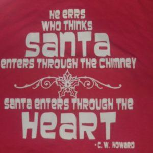 T-Shirt- CWH Slogan